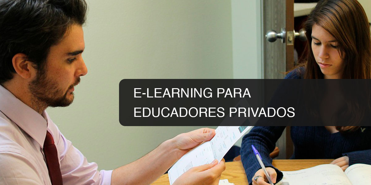 E-Learning para Educadores Privados