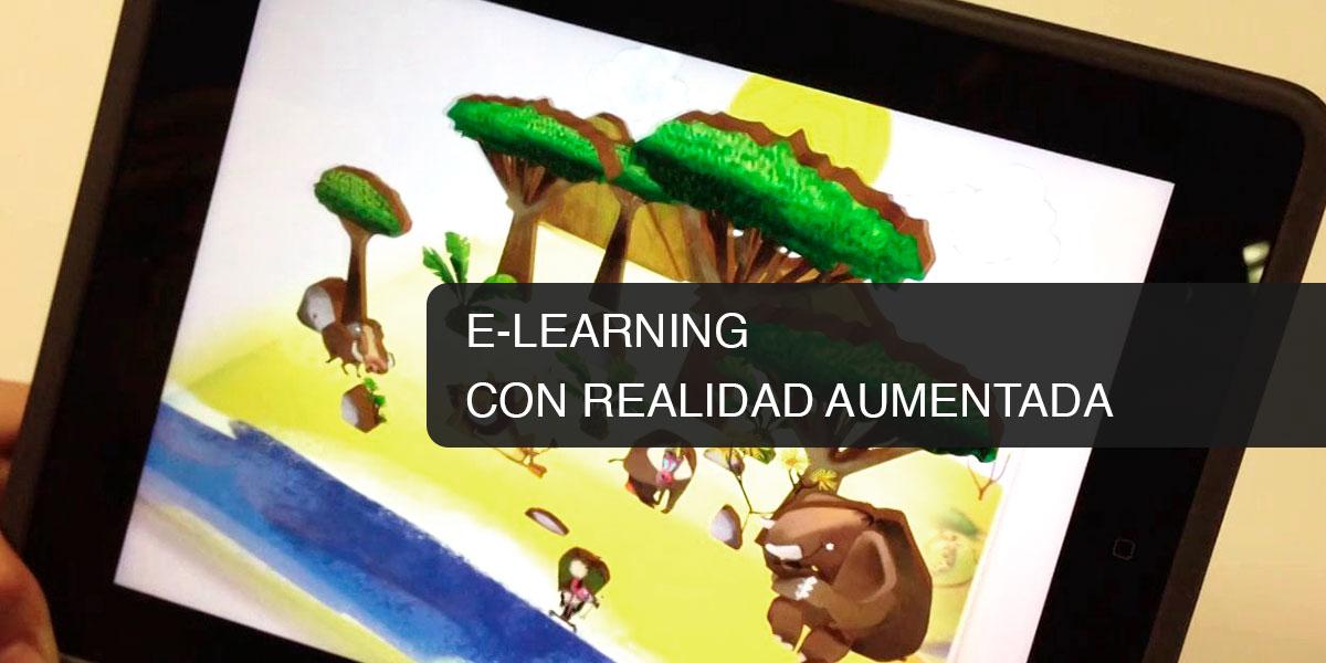 E-Learning con Realidad Aumentada