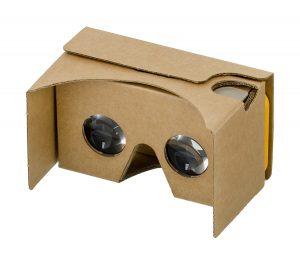 Google Cardboard - Gafas de realidad virtual