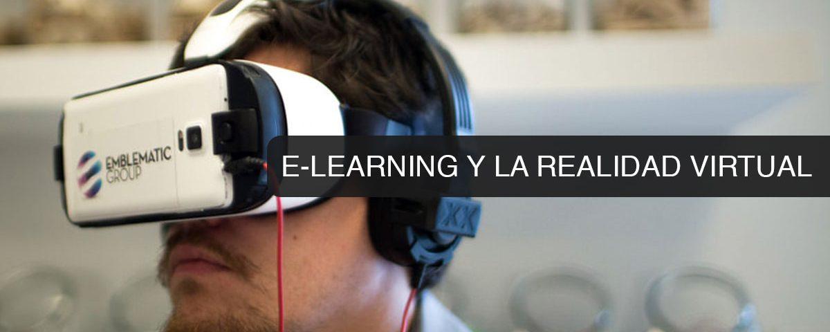 E-Learning y la Realidad Virtual