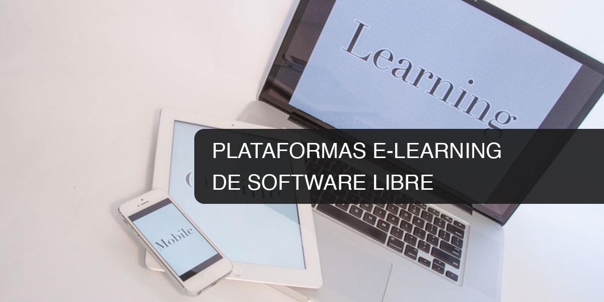 Plataformas E-Learning de Software Libre