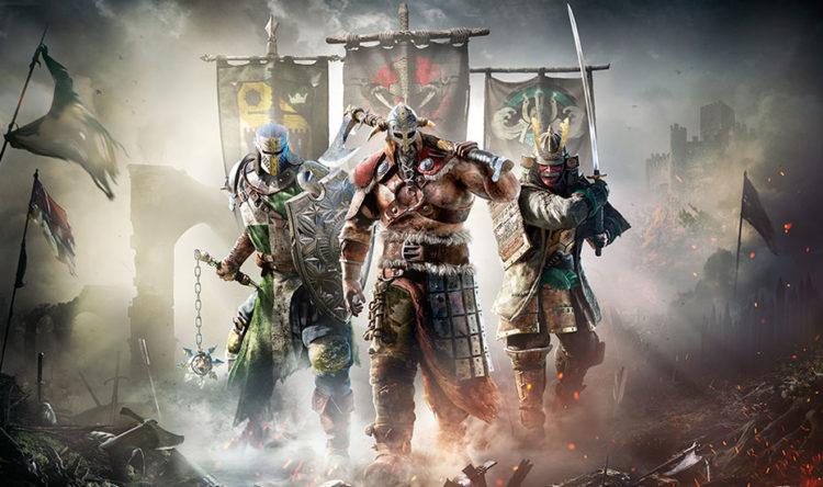 For Honor: La guerra de los Caballeros, Samuráis y Vikingos