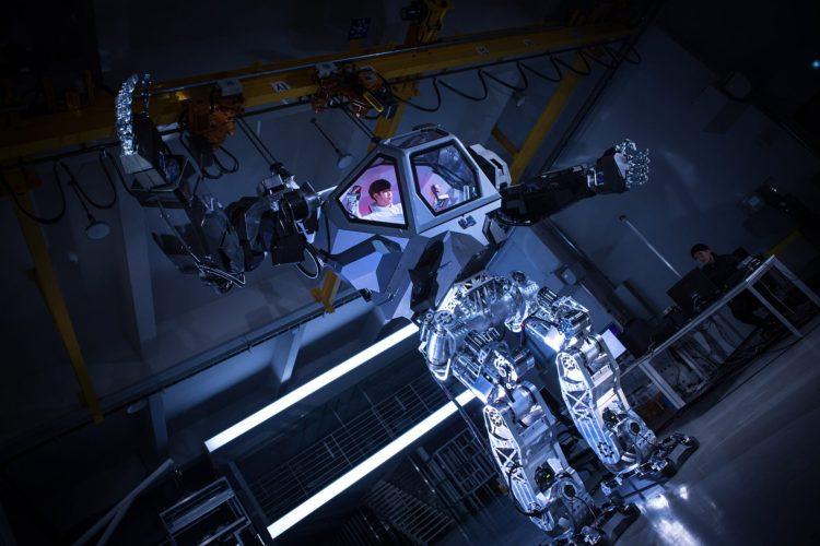 METHOD-1: Conoce al nuevo robot gigante surcoreano