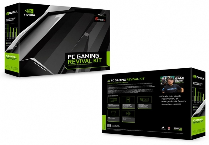 PC Gaming Revival Kit: El paquete de Nvidia para acelerar tu PC