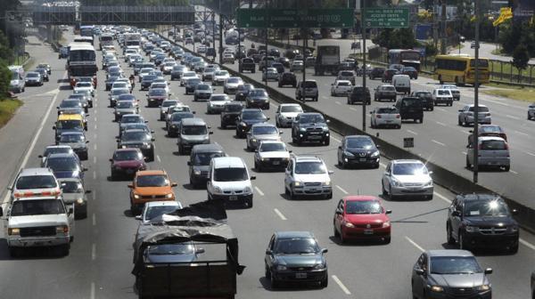 Ahora Google Maps monitorea el tránsito y advierte dónde hay congestiones