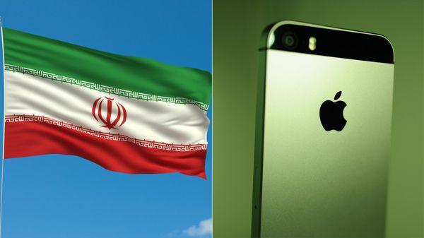 Apple no puede cobrar su parte del precio de la descarga de las aplicaciones debido a las sanciones internacionales