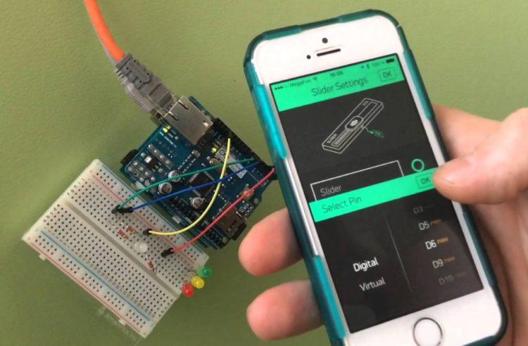 Blynk: Controla tus módulos Arduino y Raspberry Pi con un smartphone