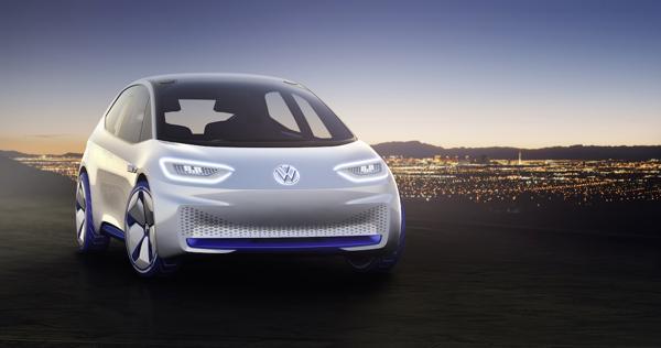 El vehículo concepto I.D. de VW representa el futuro de la marca en pleno proceso de reinvención tras el escándalo de emisiones que masacró su reputación