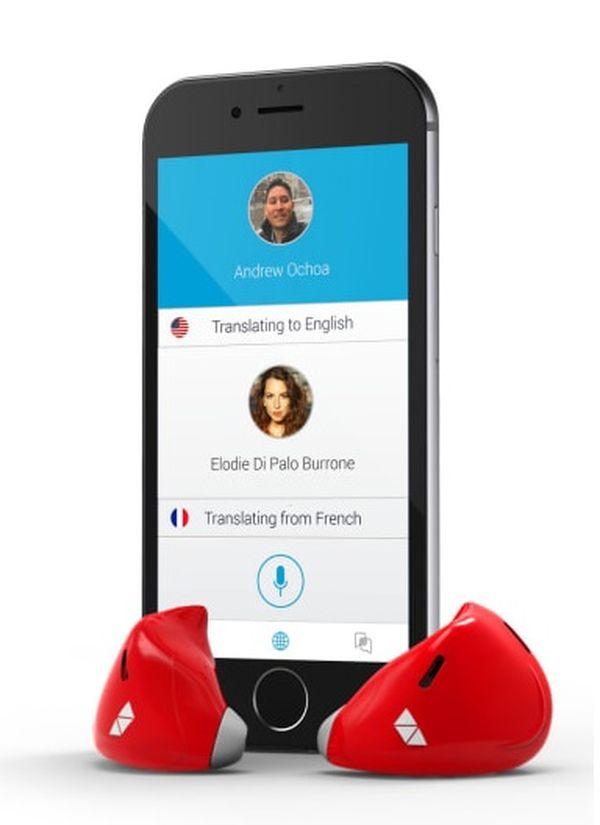Cómo funcionan los novedosos auriculares traductores