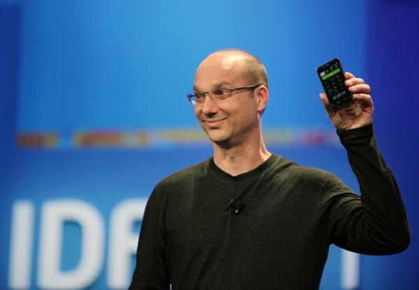 El creador de Android regresa con un teléfono celular de lujo
