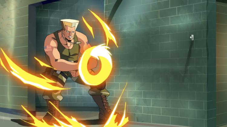 El fan film animado de Street Fighter