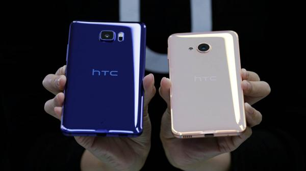 HTC U Ultra y HTC U Play (Reuters)