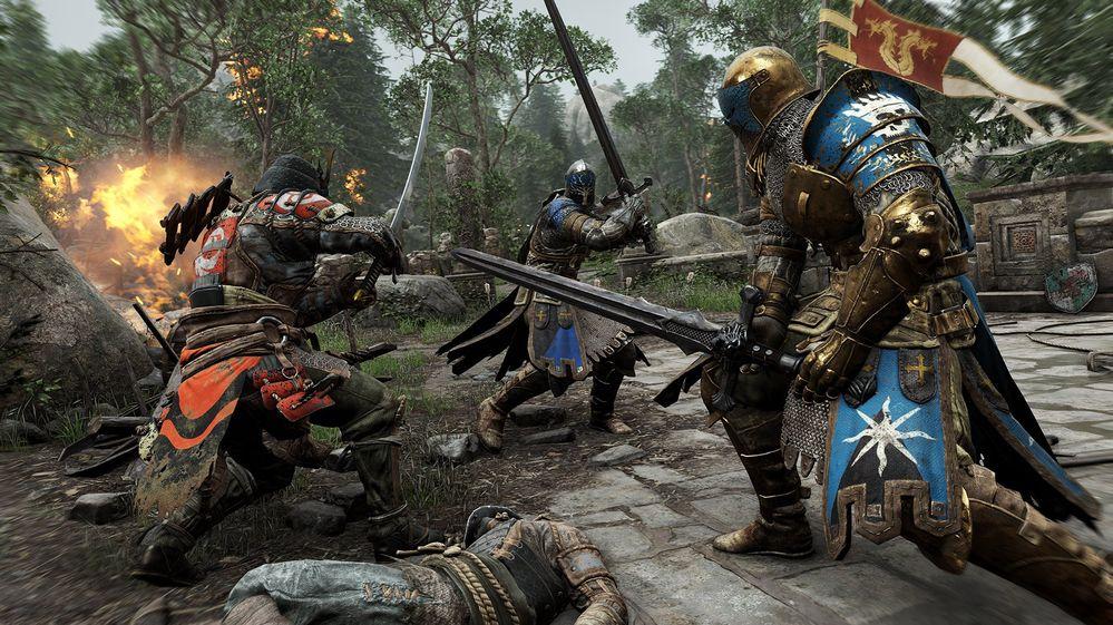 For Honor pone en la mesa el combate medieval