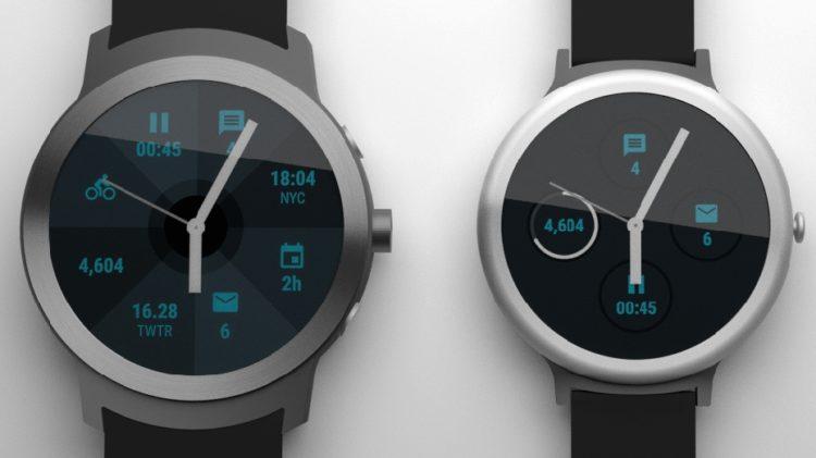 Google y LG trabajan en dos relojes inteligentes con Android Wear 2.0