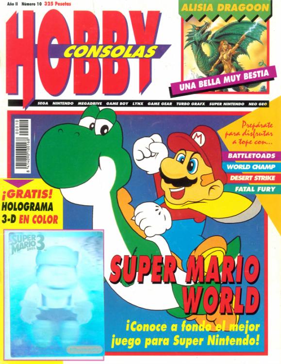 Hobby Consolas, Micro Mania, Superjuegos y decenas de otras revistas de videojuegos gratis para descargar