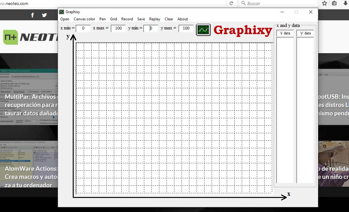 Podrás dibujar en su interfaz o incorporar una imagen