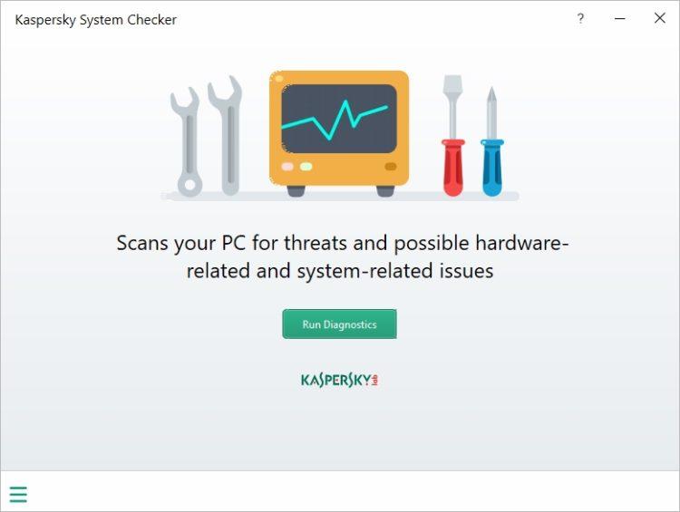 Kaspersky System Checker: Nueva herramienta para diagnosticar tu PC
