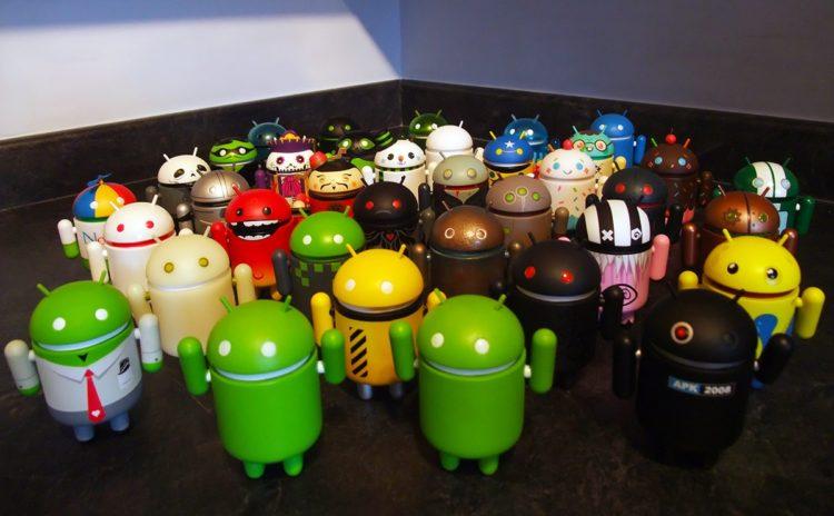 La última versión de Android sólo está en el 0.2 por ciento de los dispositivos