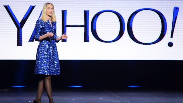 Marissa Mayer renunciará como CEO de Yahoo! (Getty Images)