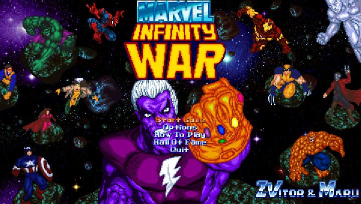 Marvel Infinity War: El juego de peleas definitivo de Marvel (¡y es gratis!)