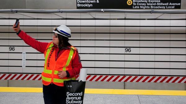 Nueva York: cobertura móvil y Wi Fi en todas las estaciones de metro