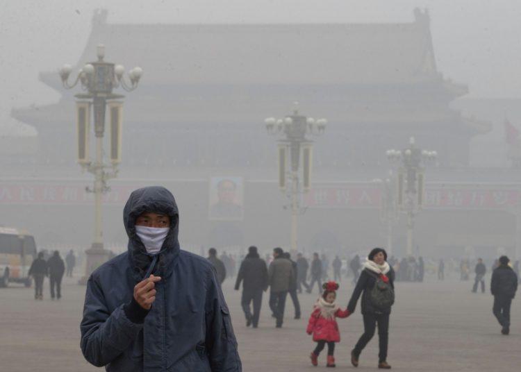 ¿Por qué la contaminación en China es tan severa?