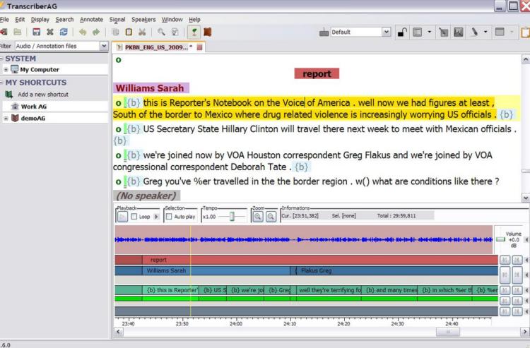 Programas para transcribir documentos escaneados