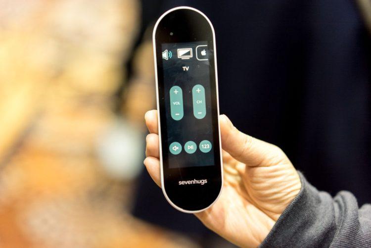 Sevenhugs Smart Remote: El control universal que se adapta a tu hogar