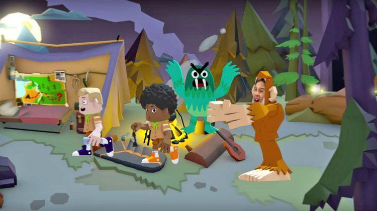 Toontastic 3D: Programa de animación 3D para niños