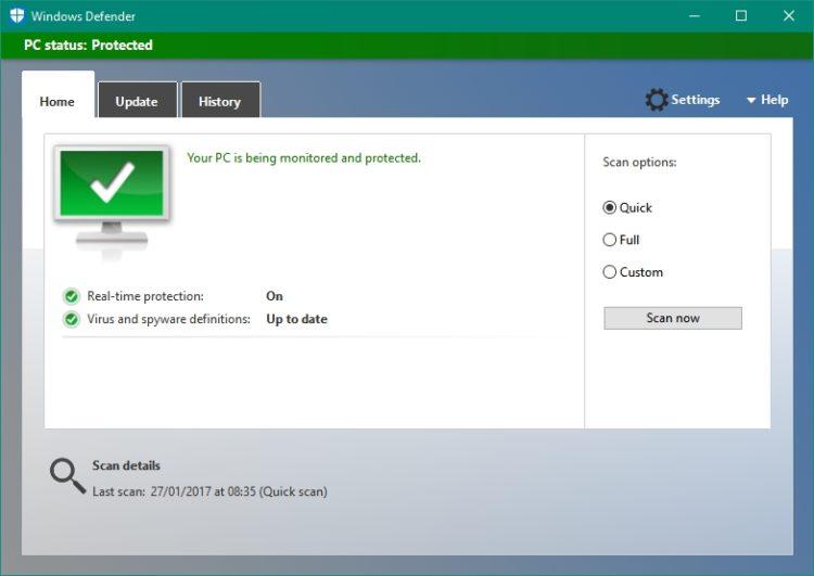 Un ex ingeniero de Mozilla sugiere no perder tiempo con los antivirus… salvo Windows Defender