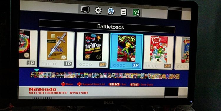 Usuarios modifican la NES Classic para agregar más juegos