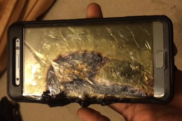 Ya se sabe por qué explotan los Galaxy Note 7