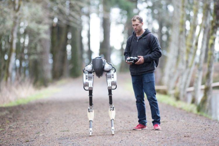 Cassie: Un robot-avestruz diseñado para operaciones de rescate
