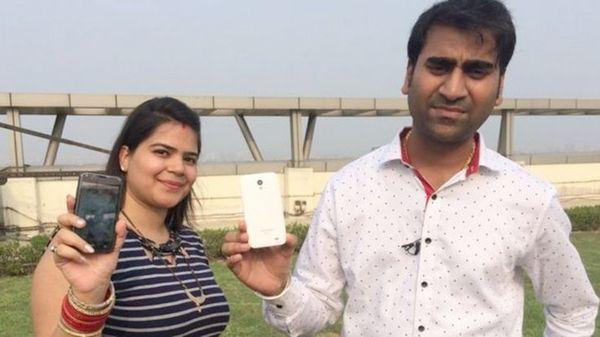 Director de la compañía Ringing Bells de Noida, el empresario ahora preso, había causado revuelo con su oferta económica