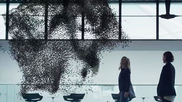Imagen de la serie Black Mirror (Netflix)