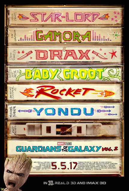 Guardians of the Galaxy Vol. 2 nos sorprende con un divertido avance