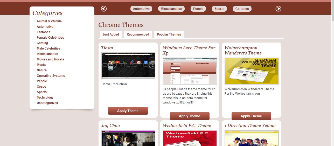 Alternativa a la tienda de Chrome