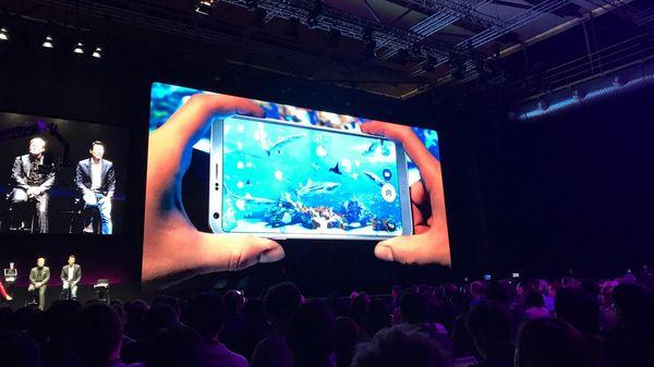 LG G6, una pantalla gigante en un smartphone compacto