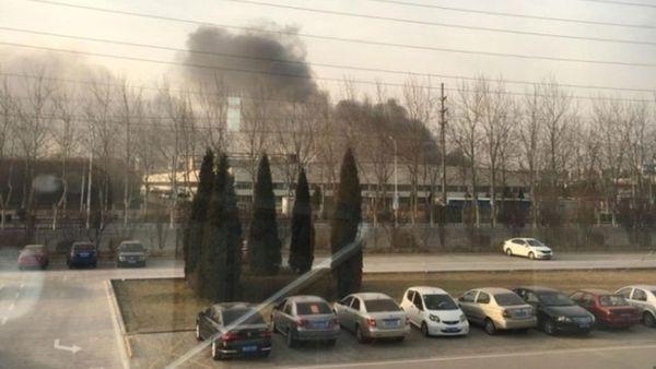 Otra pesadilla para Samsung: las baterías defectuosas incendiaron una de sus fábricas