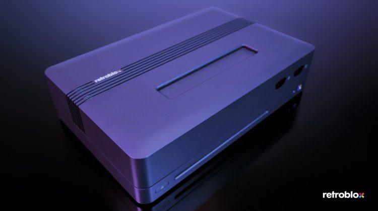 Retroblox: Consola «retro» y modular