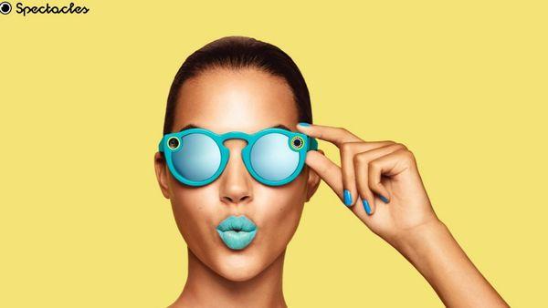 Salieron a la venta los anteojos Spectacles de Snapchat