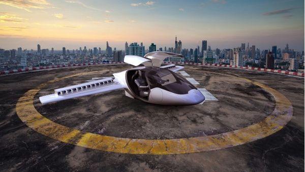 Uno de los desafíos será la construcción de zonas de aterrizaje en la ciudad (Uber Elevate).