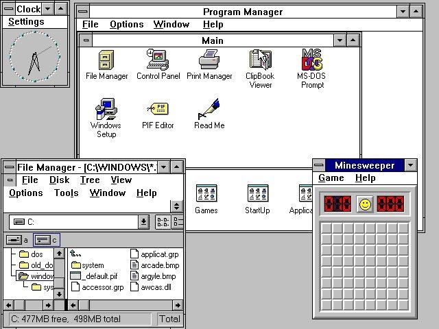 Actualizando Windows desde la versión 1 hasta la 10