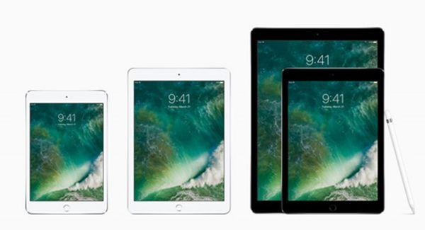 Apple develó el nuevo iPad, el más barato de su historia
