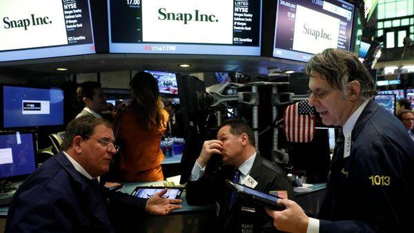 Caos por Snapchat: el insólito error de los inversionistas que benefició a una desconocida firma tecnológica