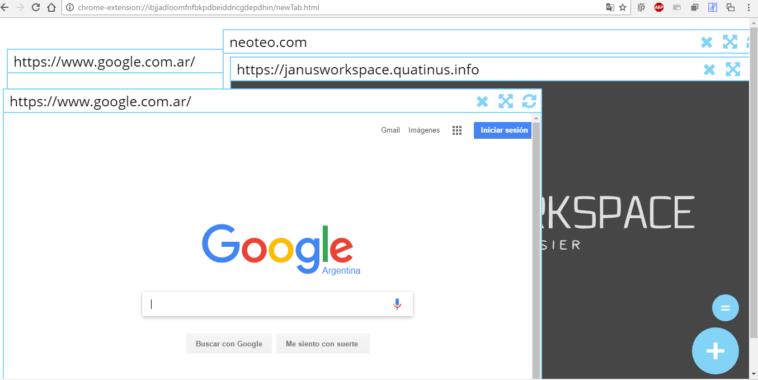 Cómo abrir varias páginas Web en una misma pestaña