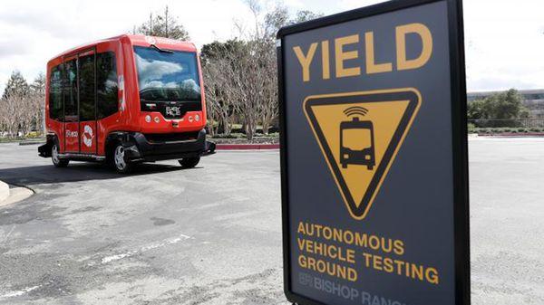 Las pruebas continuarán por unos meses antes de que la empresa aplique para un permiso de transporte público (Reuters)