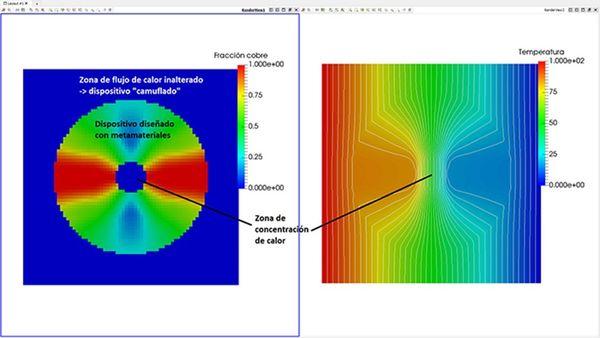 Captura de pantalla del proyecto ideado por los investigadores