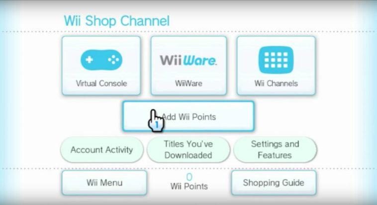 Emulador de Wii permite comprar juegos originales en el Nintendo Shop Channel