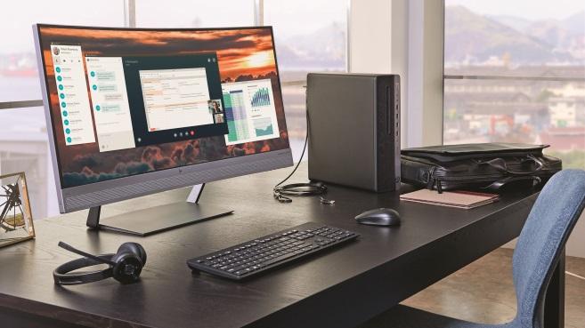 Evolución de HP para PC de oficina